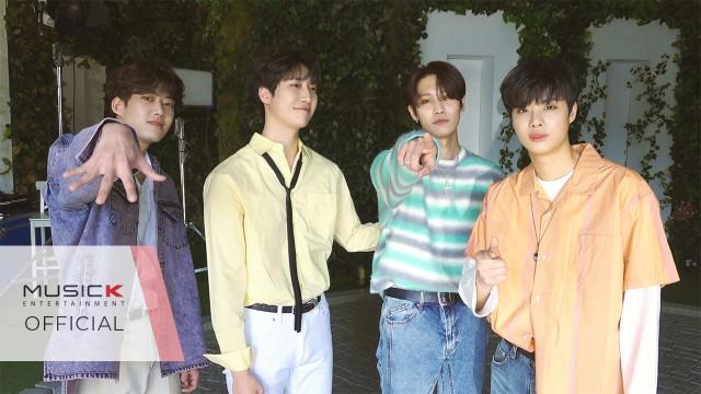 아이즈(IZ) 'Missing U' MV 비하인드 ['StorIZ : Blossom']