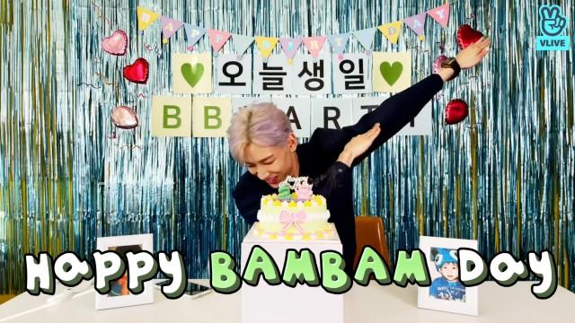 [BAMBAM] 평생 아무리 나이 먹어도 아기뱀뱀 사랑해🎂🐍 (HAPPY BAMBAM DAY!)