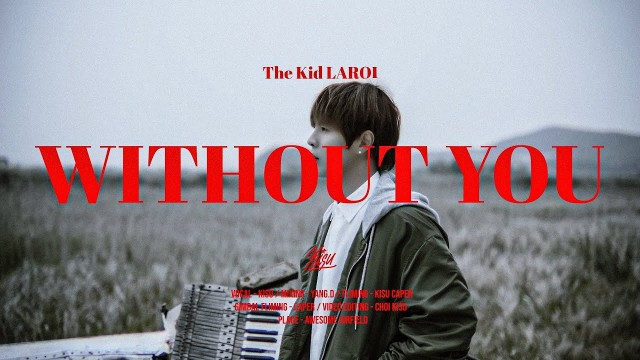The Kid LAROI - WITHOUT YOU (cover by 기수KISU)