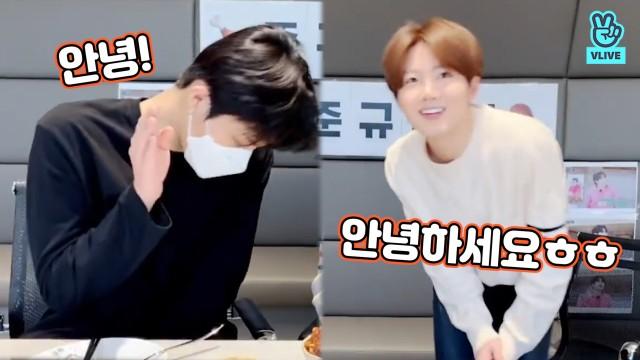[TREASURE] 안녕..! 어깨즈 첫 인상 썰 들어볼래..ㅎㅎ (Junkyu&Jeongwoo talking about their first impression)