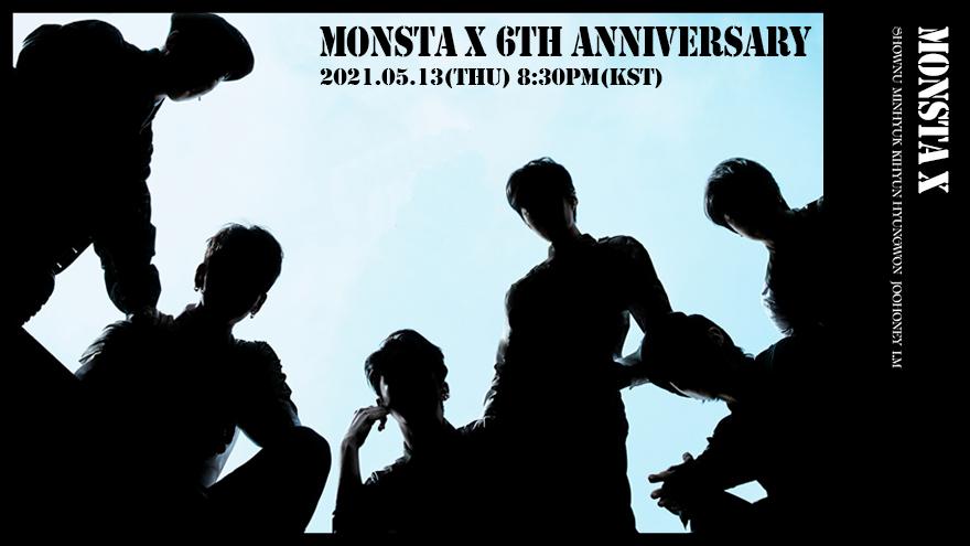 LIVE : MONSTA X 6th Anniversary