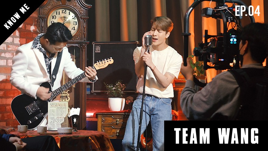 [KNOW ME] EP.4 JAMES CORDEN SHOW 'LMLY' BEHIND (한글자막)