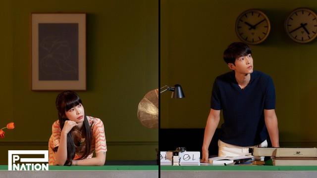 헤이즈 (Heize) - '헤픈 우연' MV (with 송중기) Behind The Scenes