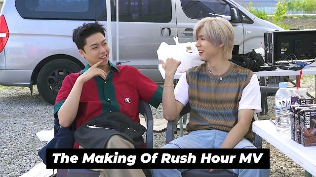 [Behind The Scenes] 가호(Gaho) - Rush Hour M/V