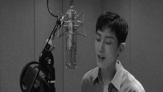 진영 - 좋아해, 아니 사랑해 녹음실 Live Clip (B/W ver.)