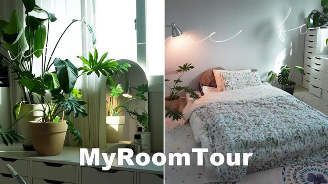 My Room Tour 첫자취방 랜선집들이 | 투룸 인테리어 가구, 가전제품