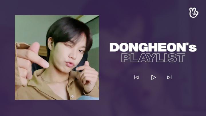 [VPICK! Playlist] VERIVERY DONGHEON's Play List 🍯 🎶