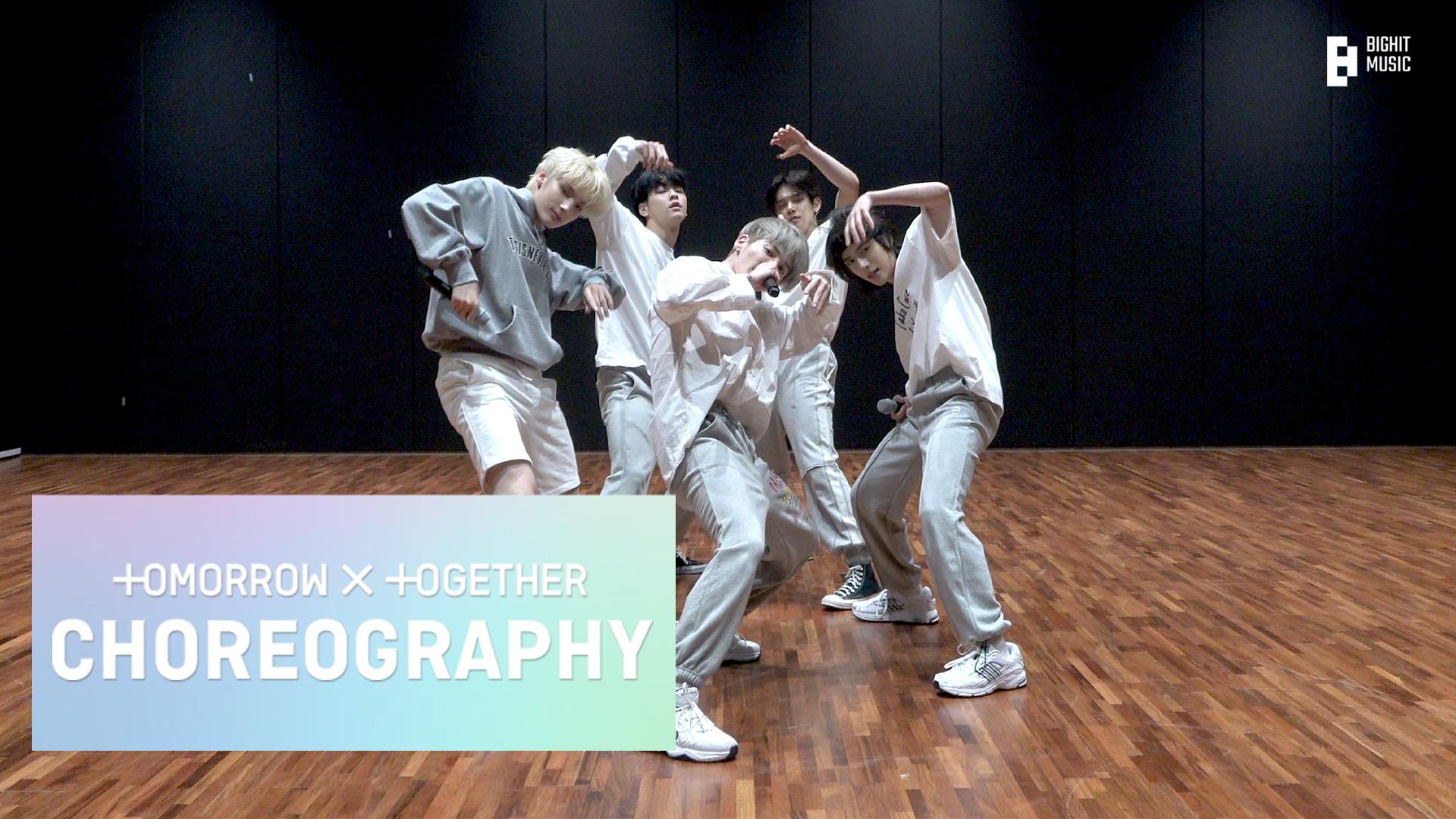 TXT (투모로우바이투게더) '0X1=LOVESONG (I Know I Love You)' Dance Practice