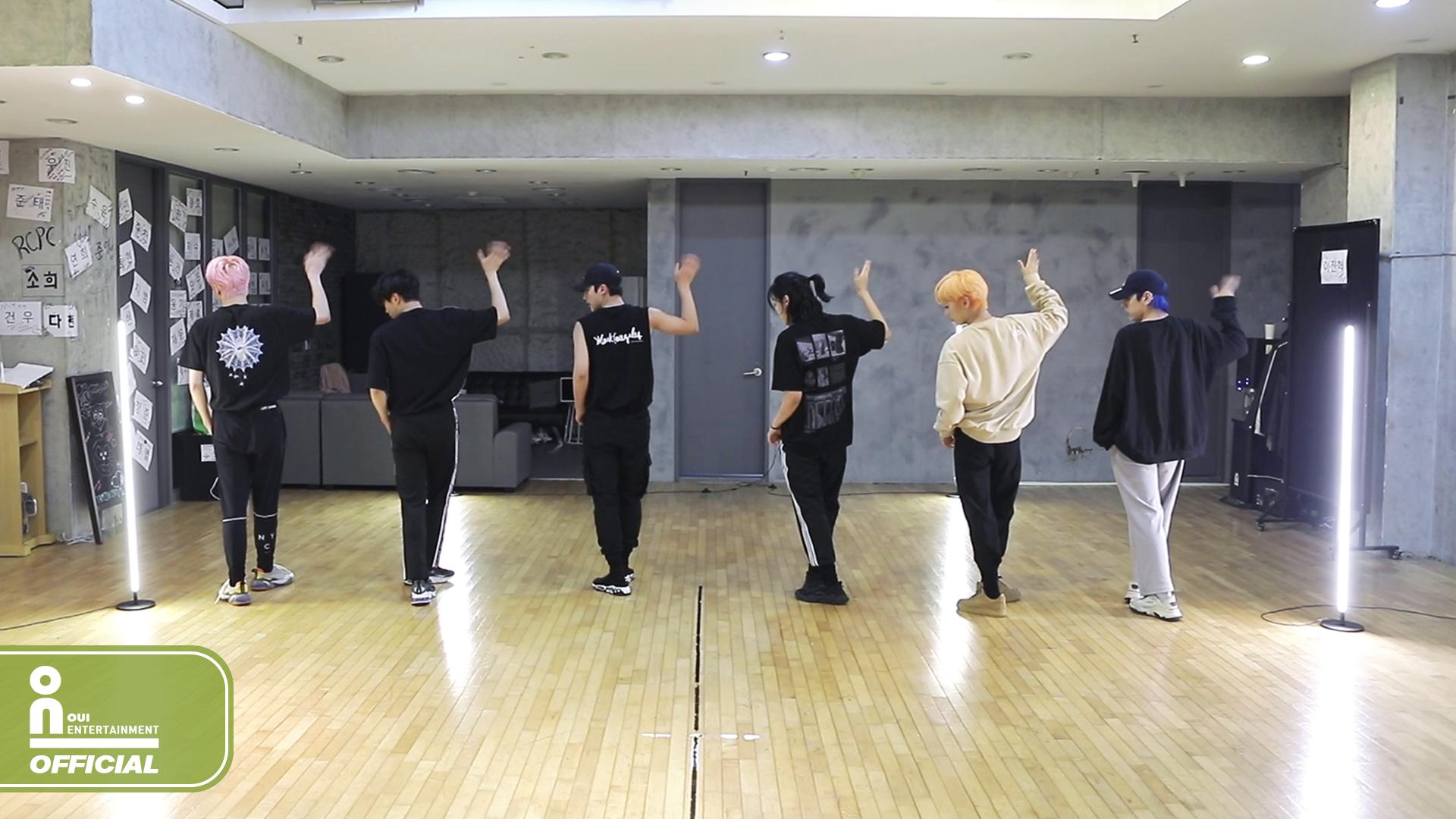 위아이(WEi) 'BYE BYE BYE' Dance Practice Video