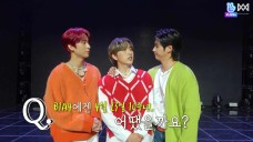 B1A4 10th Anniversary Online Fanmeeting_Behind