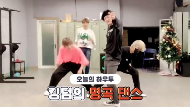 [VPICK! HOW TO in V] 킹덤의 그 시절 그 명곡 댄스👑 (HOW TO DANCE KINGDOM's legendarydance medley)