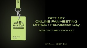 Beyond LIVE - NCT 127 ONLINE FANMEETING 'OFFICE : Foundation Day'