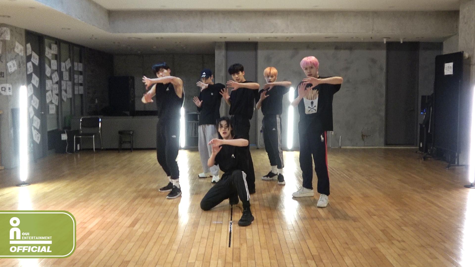 위아이(WEi) 'Waitin'' Dance Practice Video