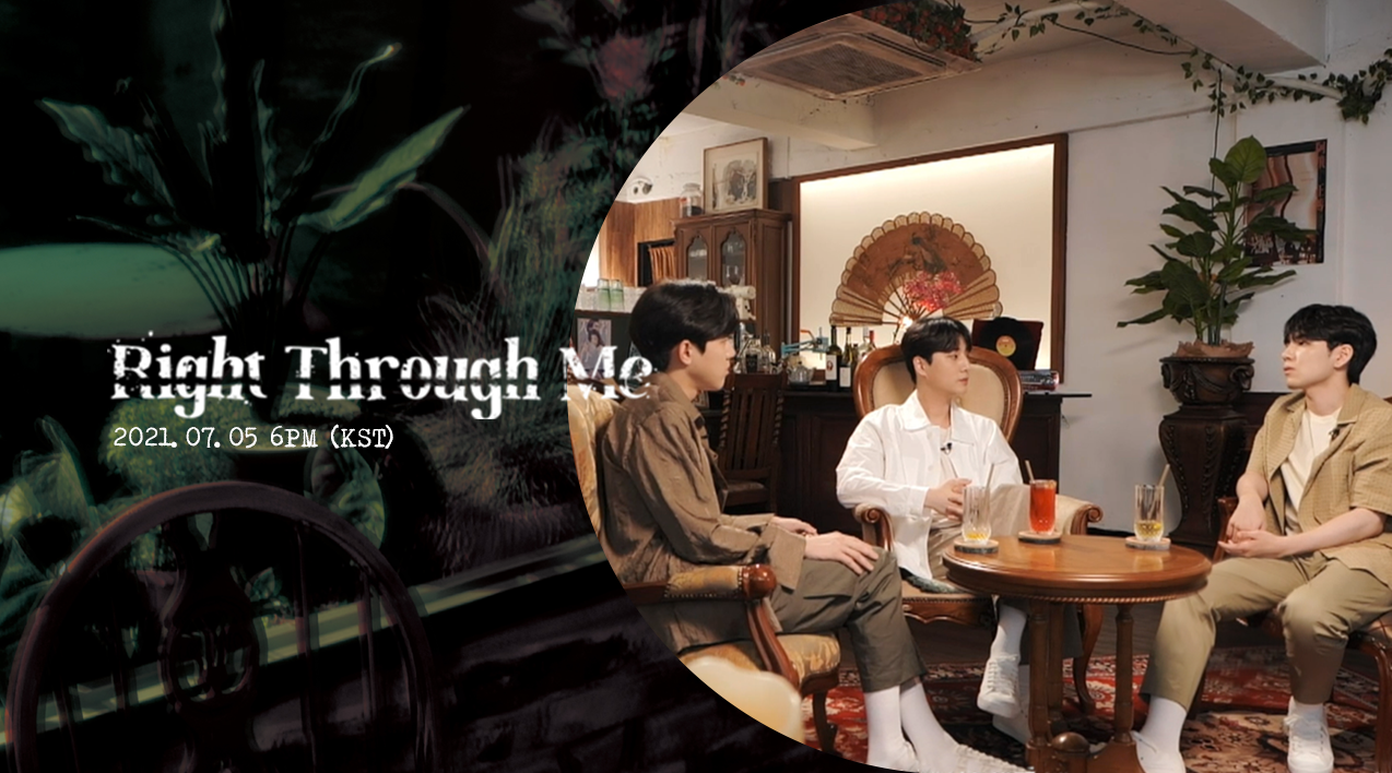 DAY6 (Even of Day) <Right Through Me> Group Intro Film