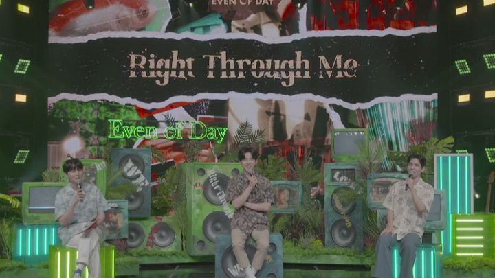 DAY6 (Even of Day) <Right Through Me> Showcase