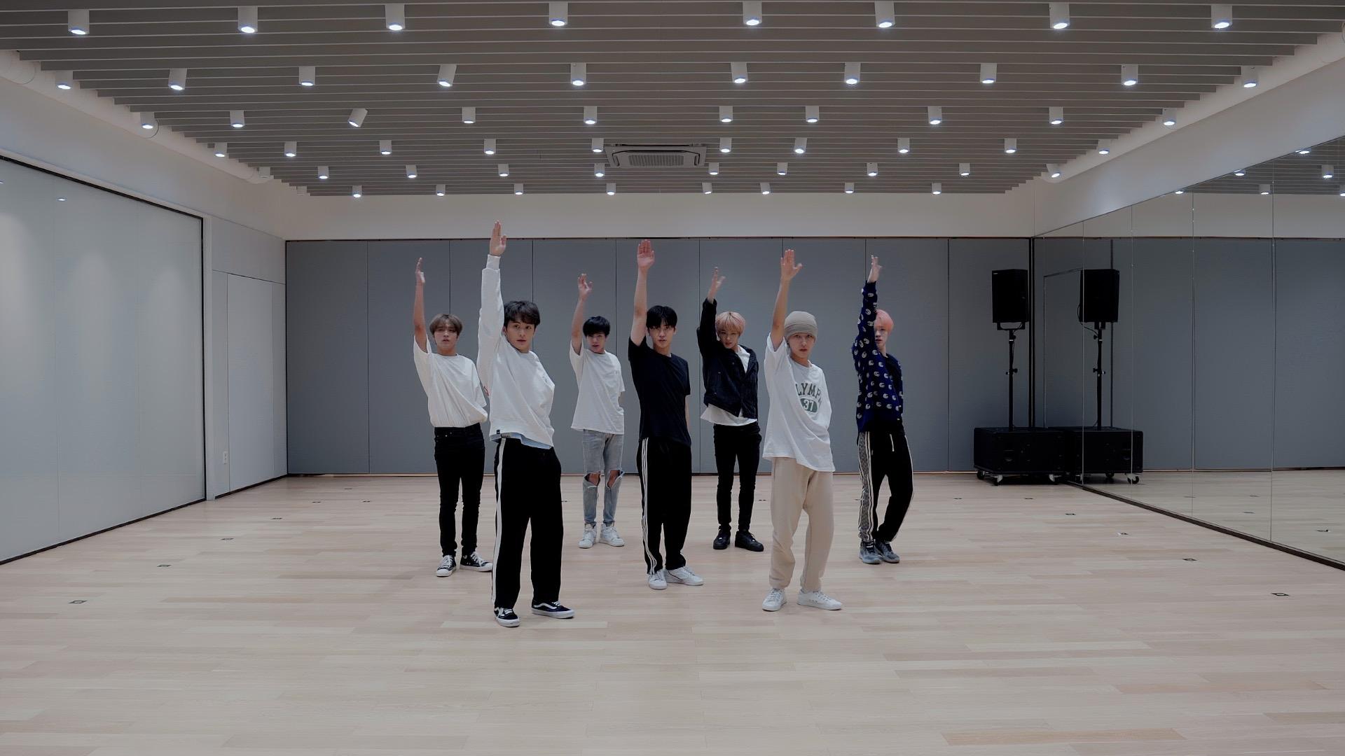 NCT DREAM 엔시티 드림 'Hello Future' Dance Practice