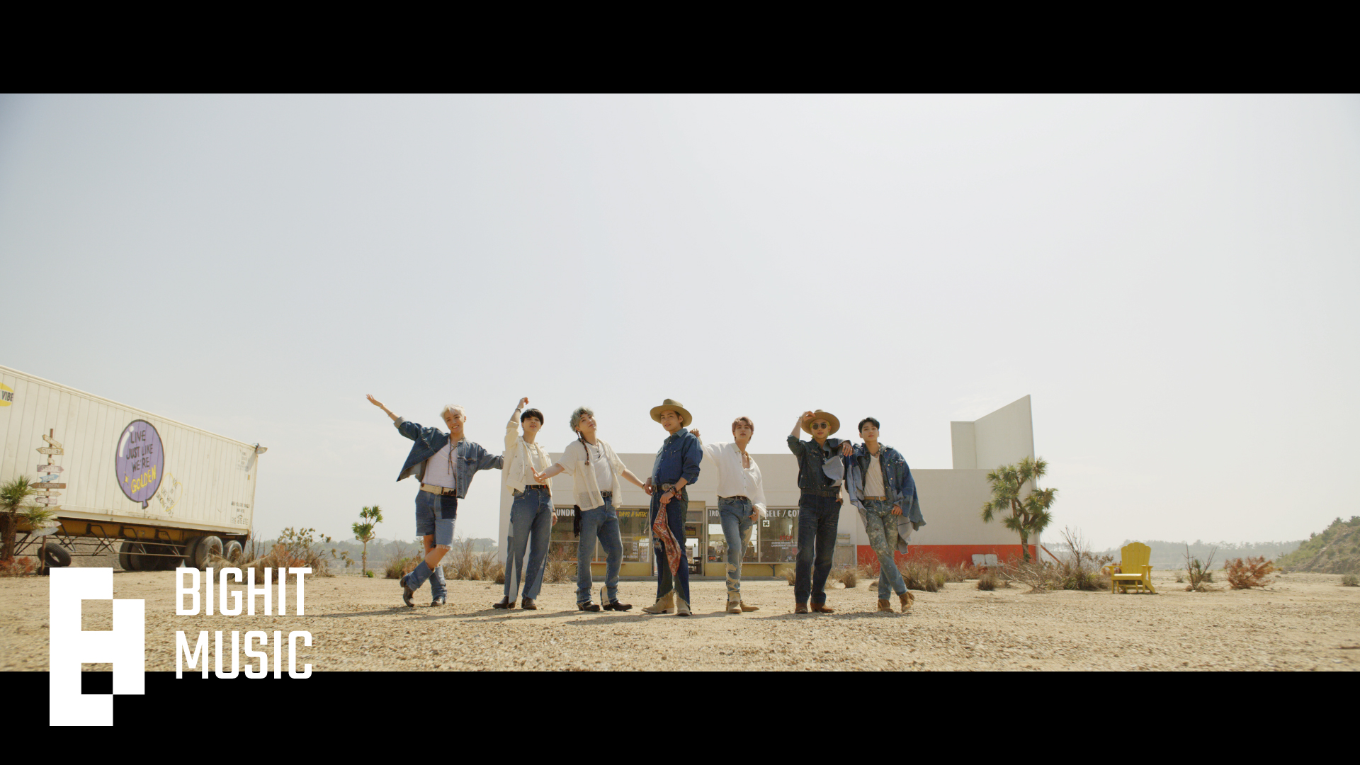 BTS (방탄소년단) 'Permission to Dance' Official Teaser