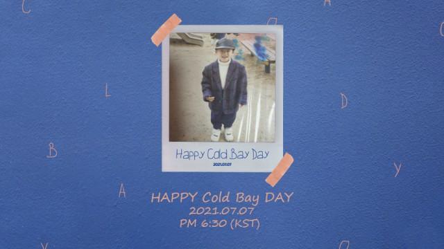 [Cold Bay] 콜드베이 HBD 생일 축하!🎉
