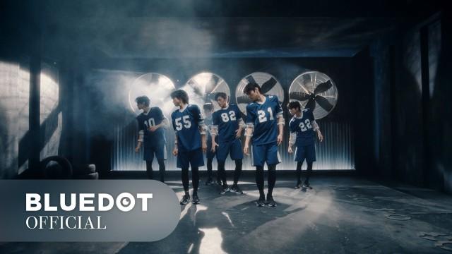 JUST B (저스트비) 'DAMAGE' Official MV (Performance ver.)