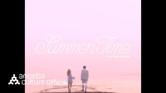 핫펠트(HA:TFELT) - 'Summertime (Feat. 김효은)' Teaser (Day ver.)