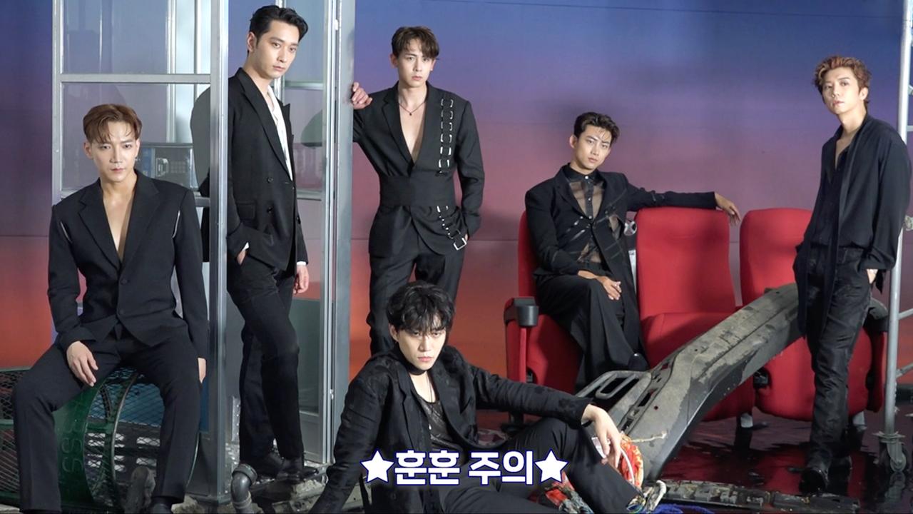 [MUS2PM (머스투피엠)] 2PM <MUST> Jacket Making Film (DARK ver.)