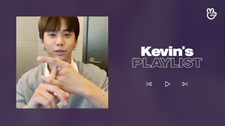 [VPICK! Playlist] T1419 Kevin's Play List 🏠🎶