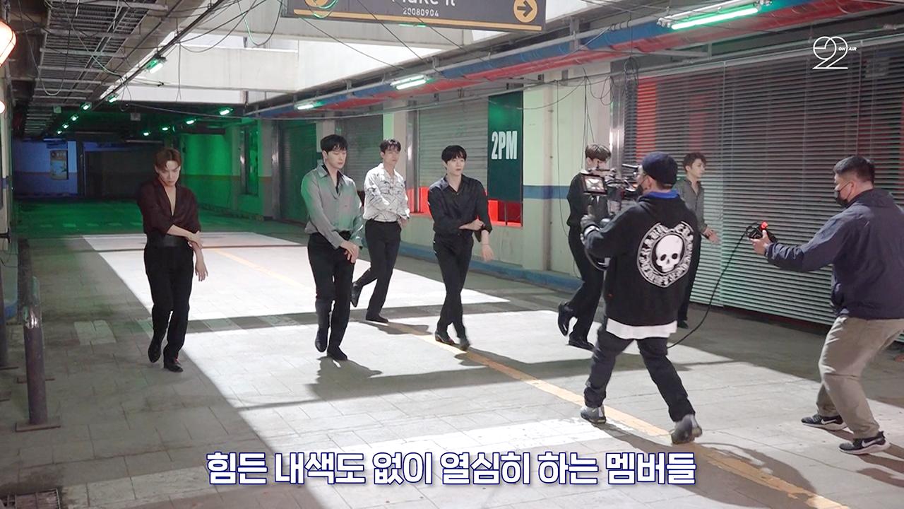 [MUS2PM (머스투피엠)] 2PM <MUST> '해야 해' M/V Making Film (2)