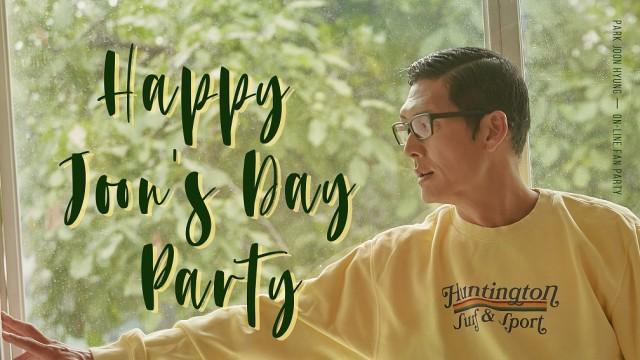 Happy Joon's Day Pqrty