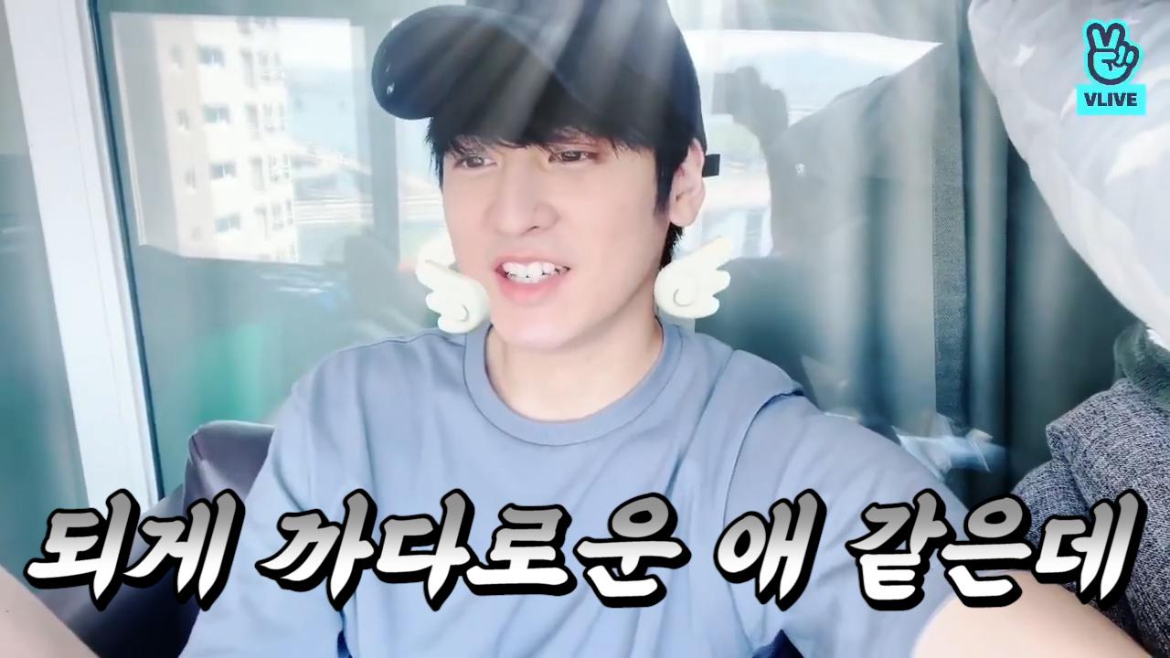 [iKON] 차누는 기준이 쪼끔 있을 뿐 편식하는 게 아.닙.니.다🍽 (CHAN talking about his taste in food)