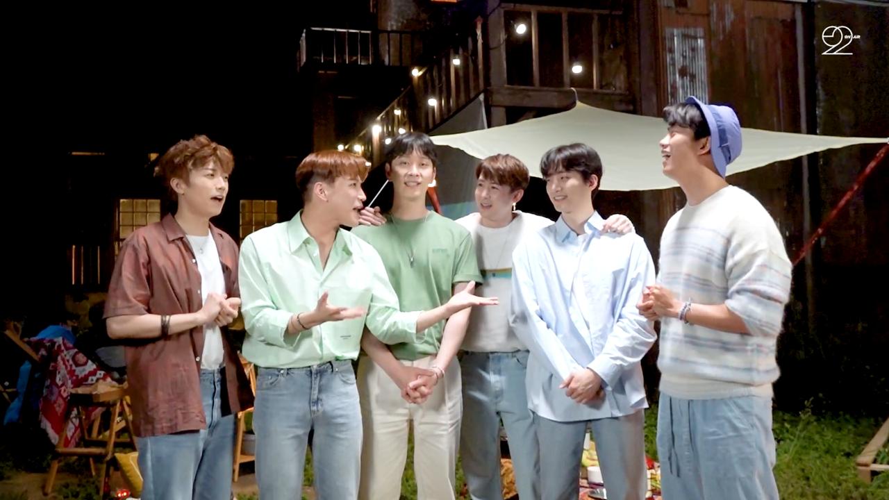 [MUS2PM (머스투피엠)] 2PM<MUST> '집 앞 카페' Video Making Film