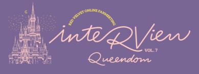 [Enter code number] Beyond LIVE - Red Velvet ONLINE FANMEETING - inteRView vol.7 : Queendom