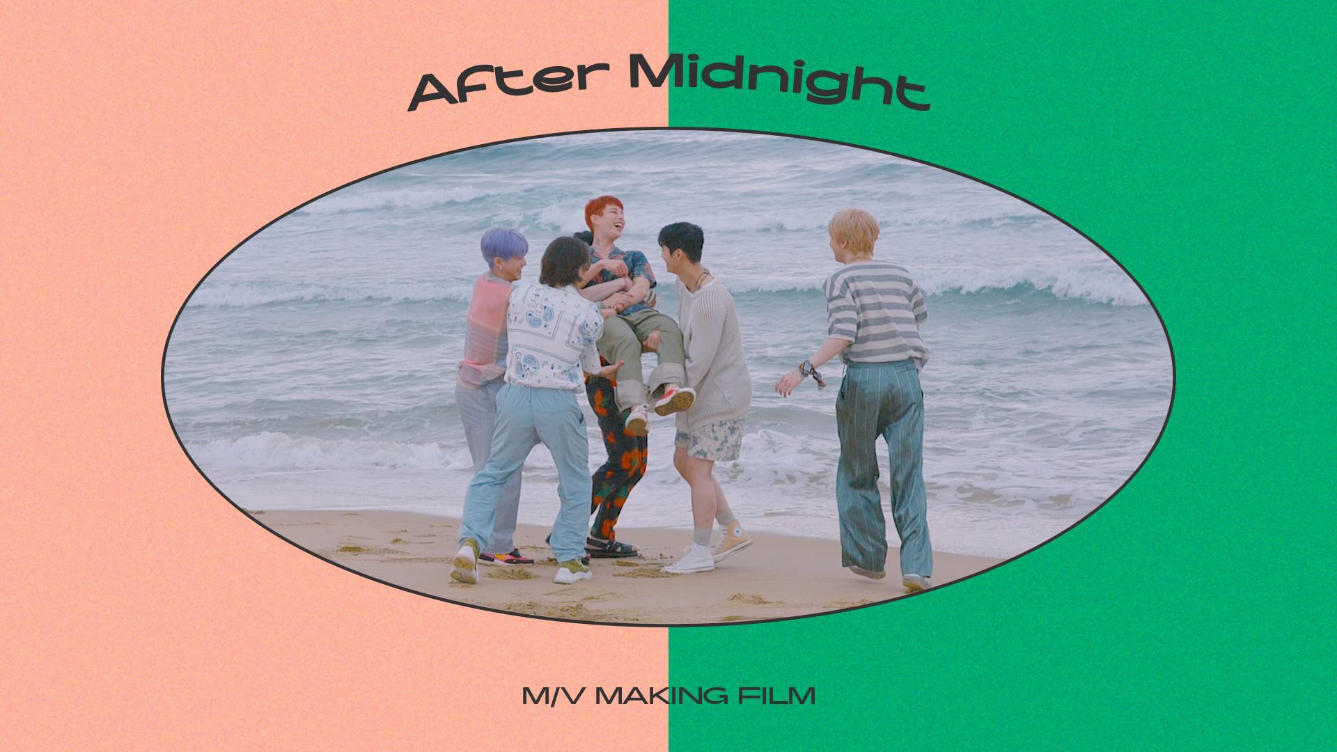 ASTRO 아스트로 - After Midnight M/V MAKING FILM