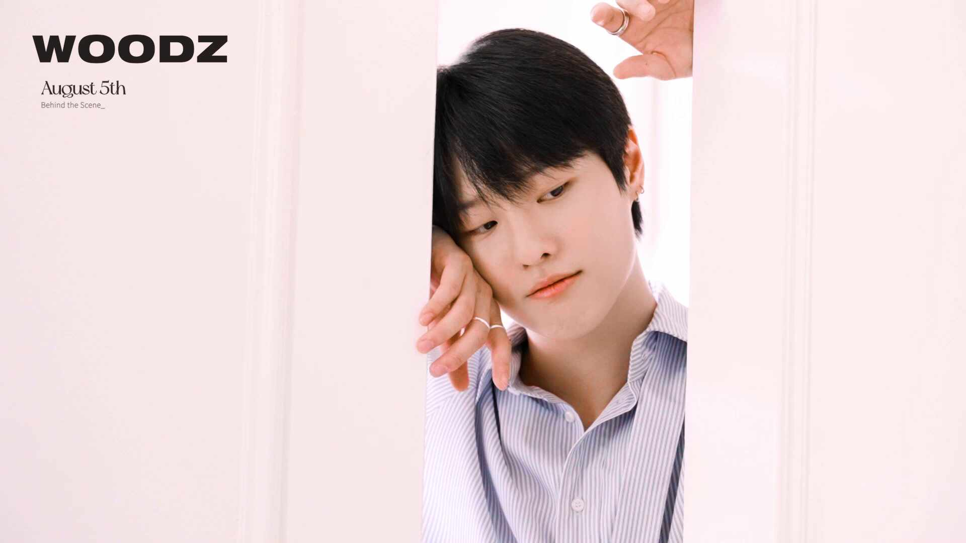 WOODZ(조승연) - August 5th Behind the scenes