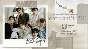 Beyond LIVE - 2PM ONLINE FANMEETING <Dear. HOTTEST>
