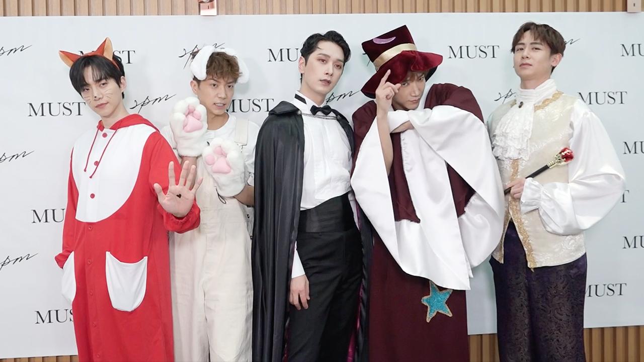 [MUS2PM (머스투피엠)] 2PM <MUST> 마지막 영상통화 팬사인회 비하인드