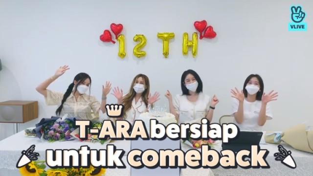 [V PICK!] Bocoran Comeback T-ARA!? 👑✨