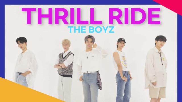 [𝘄𝗶𝘁𝗵𝘂𝘀] THE BOYZ - THRILL RIDE| Cover Dance 커버 댄스