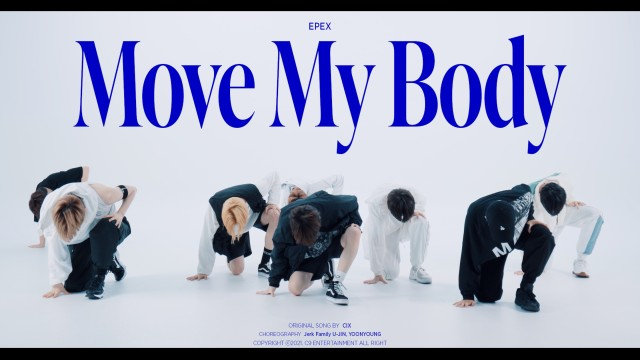 Performance by EPEX l CIX - Move My Body