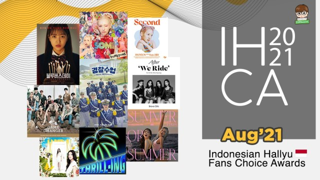IHCA 2021 - Best of August!