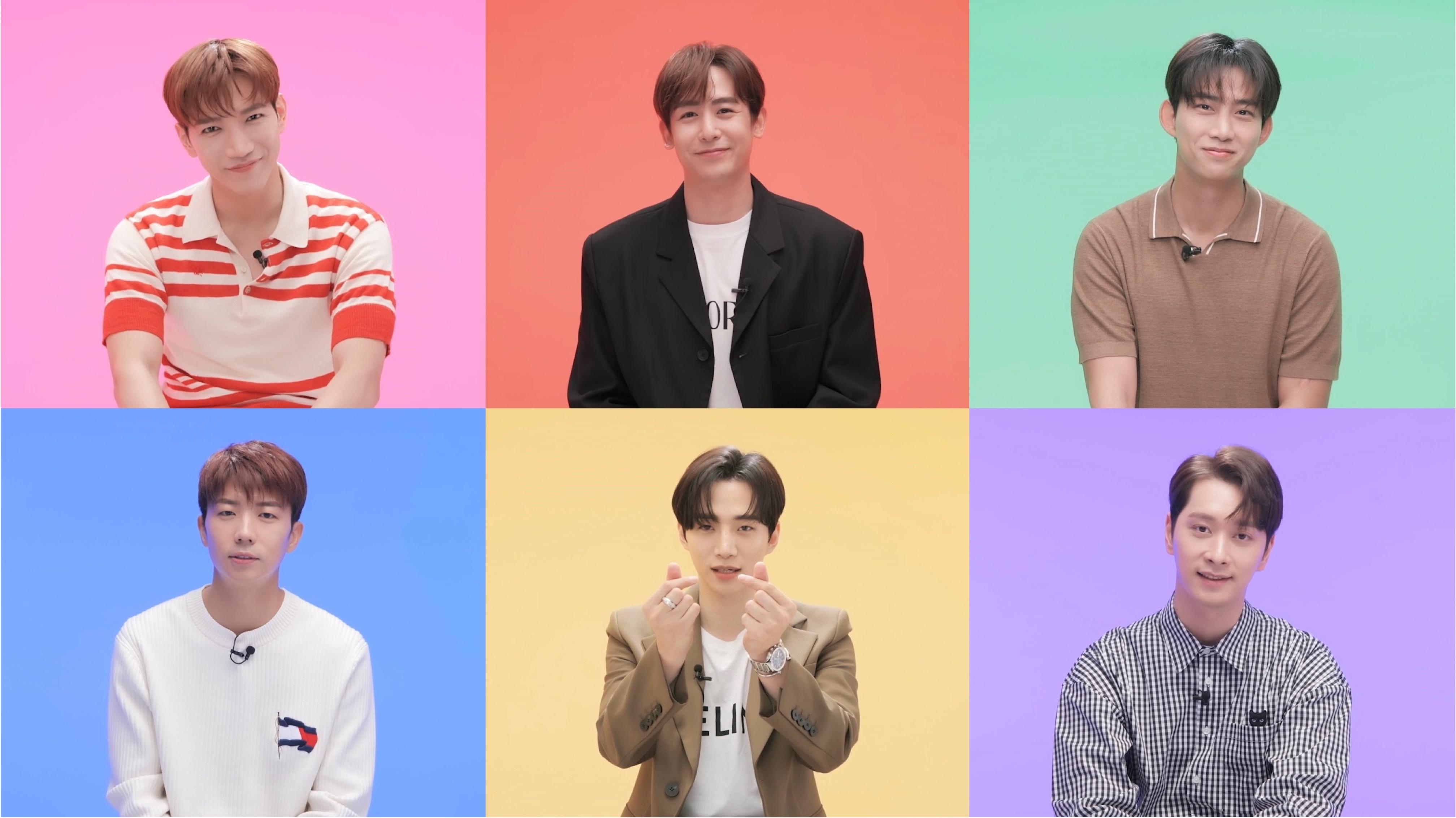 [Over 2PM(오버 2PM)] 고백의 방 #핫티스트짱팬은투피엠
