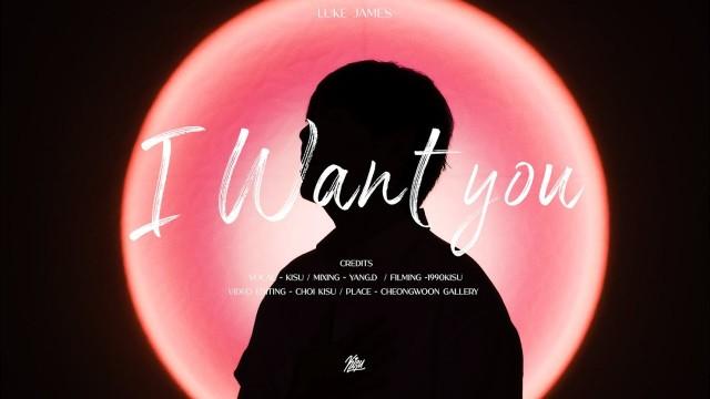 Luke James - I Want You (cover by 기수KISU)
