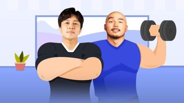 [광고] [FULL] 김동완의 레리GO! 홈트편