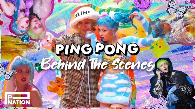 [선공개] 현아&던 - 'PING PONG' MV Behind The Scenes