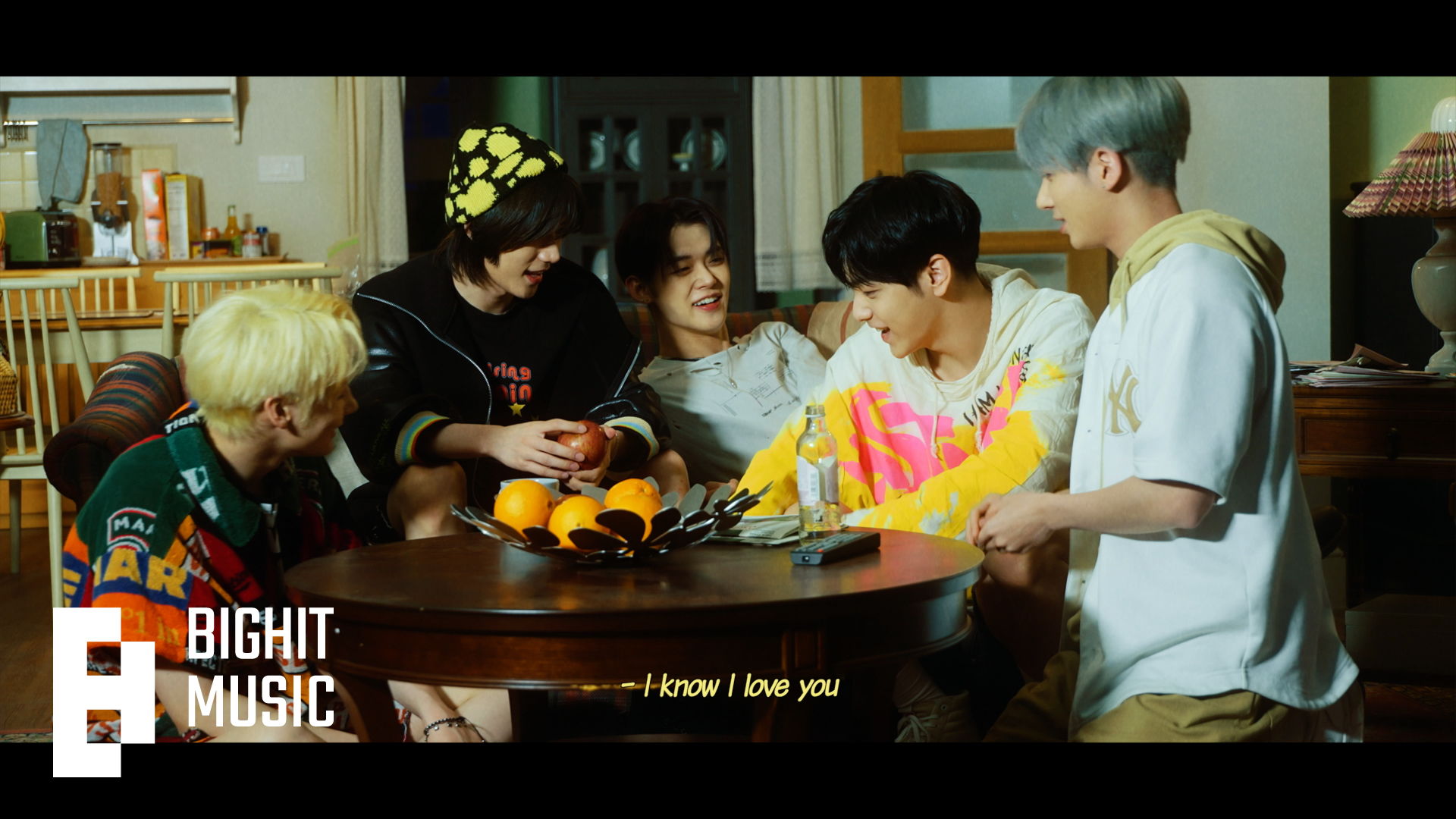 TXT '0X1=LOVESONG (I Know I Love You) feat. MOD SUN' Official MV