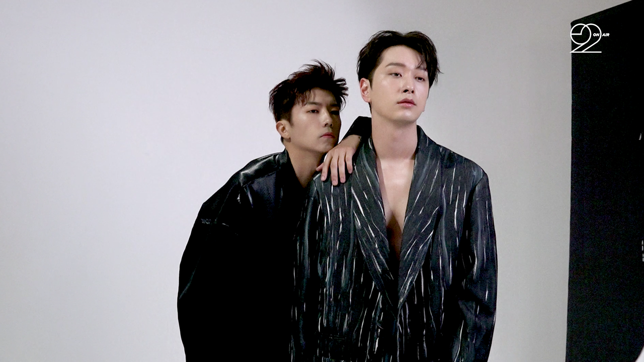 [On Air 2PM(온에어 2PM)] 우영 & 찬성 맵스 9월호 화보 촬영 비하인드