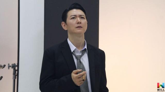 [이건명] 연극 <카포네 트릴로지> 프로필 촬영 현장 비하인드 스토리