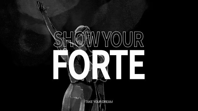 """제9대 총장 취임식 비전 영상 """"Show Your Forte"""""""