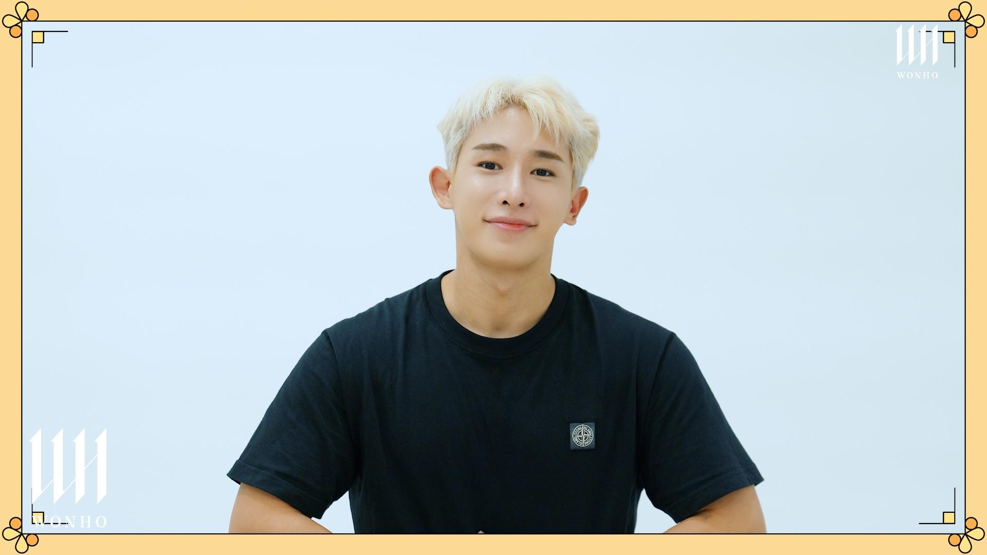 [Special Clip] 원호 (WONHO) - 2021 추석 인사 (2021 Chuseok Greeting)