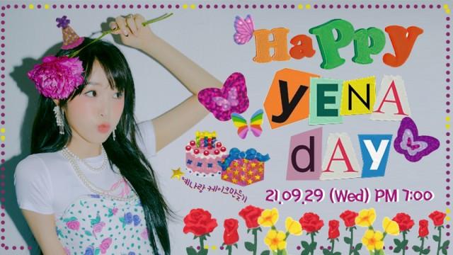 HAPPY YENA DAY🐥💛