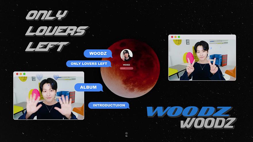 WOODZ(조승연) - 'ONLY LOVERS LEFT' ALBUM INTRODUTION